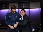 Maradona chi ra ben do tiem nang cua Pochettino