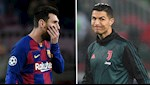 Giua Messi, Ronaldo, Ibrahimovic va Rooney, ai xuat sac nhat?