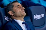 Barca bi loai, Valverde thua nhan kha nang bi sa thai