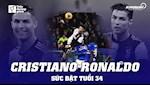 VIDEO: Cristiano Ronaldo va suc bat tuoi 34