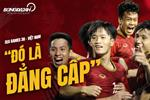 Du am U22 Viet Nam 2-1 U22 Indonesia: Don gian do la dang cap