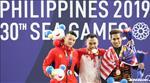 ẢNH: Thạch Kim Tuấn suýt khiến nhà vô địch thế giới gục ngã tại SEA Games 30