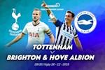 Tottenham 2-1 Brighton: Mourinho duoc hoc tro tang qua thang nguoc