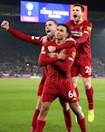 Link xem video Leicester vs Liverpool 0-4: Khong the ngan can