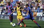 Lich thi dau bong da: vong 16 La Liga 2019/20 cuoi tuan nay