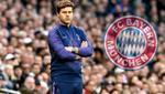 Pochettino khong co kha nang dan dat Bayern Munich