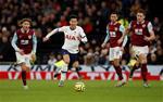 """Ghi ban dep nhat mua giai, sao Tottenham tro thanh """"Ro beo"""" trong mat thay Mourinho"""