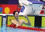 VIDEO: Kinh ngu 16 tuoi Tran Hung Nguyen pha ky luc SEA Games noi dung 400m hon hop nam