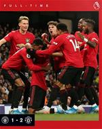 Link xem video Man City vs Mu 1-2: Rashford tiep tuc toa sang