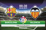 Barca 2-2 Valencia (KT): Messi toa sang, Blaugrana hoa nguoc