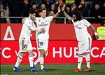 Video tong hop: Girona 1-3 Real Madrid (Cup nha vua TBN 2018/19)