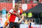 Dirk Kuyt, Robin van Persie va cau chuyen cua Feyenoord Rotterdam
