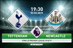 Tottenham 1-0 Newcastle (KT): Cuu tinh Son Heung Min giup Spurs thang nhoc