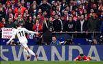 Bale cham cot moc an tuong sau tran derby Madrid