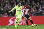 Video tong hop: Bilbao 0-0 Barca (Vong 23 La Liga 2018/19)