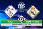 Ajax 1-2 Real Madrid: Ban linh nha vua giup Los Blancos ca khuc khai hoan tren san khach