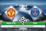 MU 0-2 PSG: Ole thua tran dau, Quy do gan nhu bi loai khoi Champions League