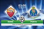 Roma 2-1 Porto (KT): Zaniolo lap cu dup, Giallorossi dan mat Porto tai Olimpico