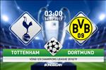 Tottenham 3-0 Dortmund: Mo hoi o Wembley, Spurs dat 1 chan vao tu ket