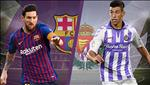 Barca 1-0 Valladolid: Chien thang nhoc nhan tren cham 11m