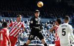 Courtois chi ra nguyen nhan Real thua soc Girona