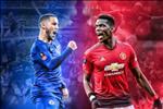 Chelsea - Man Utd: Ai se la nguoi no nu cuoi sau tran dau?