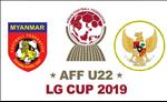 Video tong hop: U22 Myanmar 1-1 U22 Indonesia (U22 Dong Nam A 2019)