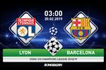 Lyon 0-0 Barca (KT): Los Blaugrana gianh chut loi the tai Groupama