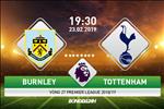 Burnley 2-1 Tottenham (KT): Harry Kane no sung ngay khi tai xuat, Spurs van thua dau