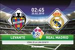 Levante 1-2 Real Madrid (KT): Nho VAR, Los Blancos co chien thang tren cham 11m