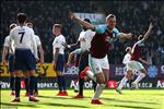 Video tong hop: Burnley 2-1 Tottenham (Vong 27 Premier League 2018/19)