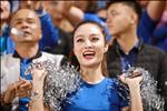 Chum anh: Thua dam Ha Noi, Quang Ninh van gay an tuong voi dan fan nu xinh dep