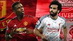 Ket qua MU vs Liverpool tran dau vong 27 Premier League 2018/19
