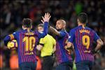 Video tong hop: Barca 2-2 Valencia (Vong 22 La Liga 2018/19)