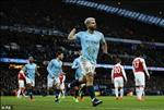 Video tong hop: Man City 3-1 Arsenal (Vong 25 Premier League 2018/19)
