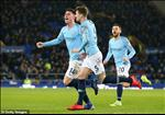 Video tong hop: Everton 0-2 Man City (Vong 27 Premier League 2018/19)