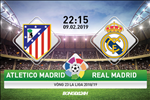 Atletico 1-3 Real Madrid (KT): Thang derby, Ken ken soan ngoi nhi cua hang xom