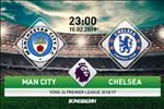 Man City 6-0 Chelsea (KT): Aguero lap hattrick, nha DKVD thang khong tuong