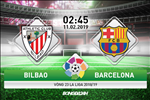 Nhan dinh Athletic Bilbao vs Barca (2h45 ngay 11/2): Duc nuoc beo co