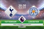 Tottenham 3-1 Leicester (KT): Thang tren the thua, Spurs vung vang o vi tri thu 3