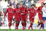 Video tong hop: Liverpool 3-0 Bournemouth (Vong 26 Premier League 2018/19)