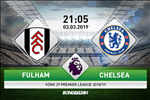 Fulham 1-2 Chelsea (KT): Tro cung lap cong, HLV Sarri duoc no nu cuoi