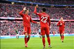 Video tong hop: Bayern Munich 6-0 Wolfsburg (Vong 25 Bundesliga 2018/19)
