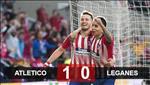 Video tong hop: Atletico Madrid 1-0 Leganes (La Liga 2018/19)