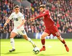Adam Lallana len ke hoach roi Liverpool o He 2019