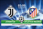 Juventus 3-0 (3-2) Atletico: Sieu Ronaldo lap hattrick, Lao ba nguoc dong vi dai nhu M.U vs Ajax