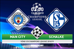 Man City 7-0 (10-2) Schalke: Huy diet doi thu, Man xanh hien ngang vao tu ket Champions League
