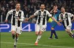 'Juventus da the hien khi phach sau cu nguoc dong truoc Atletico'