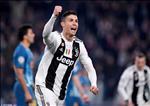 Ronaldo san bang ky luc lap hattrick cua dai kinh dich Messi o Champions League
