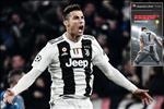 VIDEO: Ronaldo dong vien va thuc giuc dong doi truoc hiep 2 tran thang Atletico